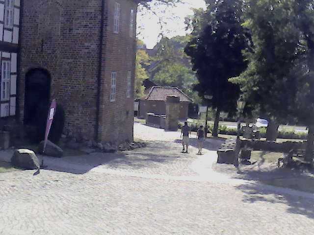 Webcam Burg Bad Bodenteich